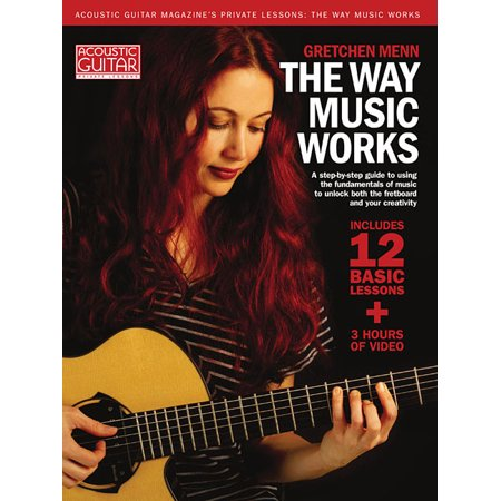 The Way Music Works (Paperback) Complete Works Music Book