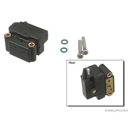 Bosch W0133-1715115 Fuel Injection Electro Hydraulic Actuator Valve for Mercedes-Benz Models