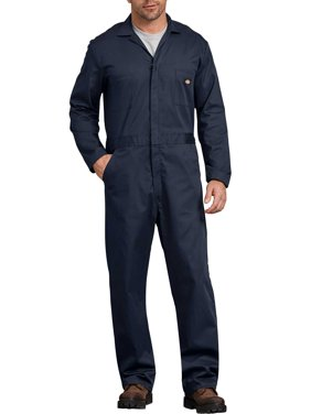Men's Basic Cotton Coveralls