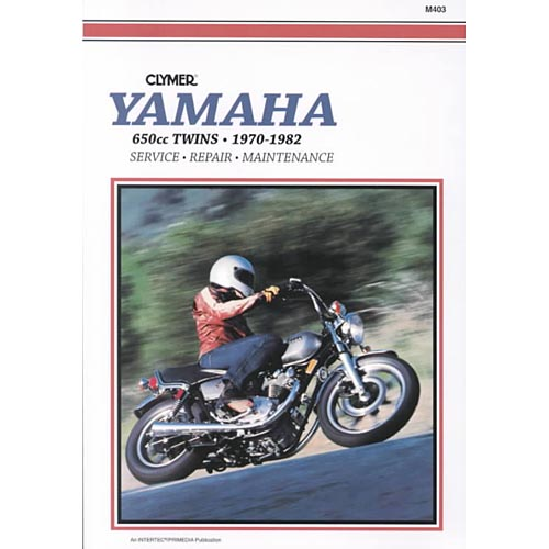 Yamaha, 650Cc Twins, 1970-1982: Service, Repair, Performance