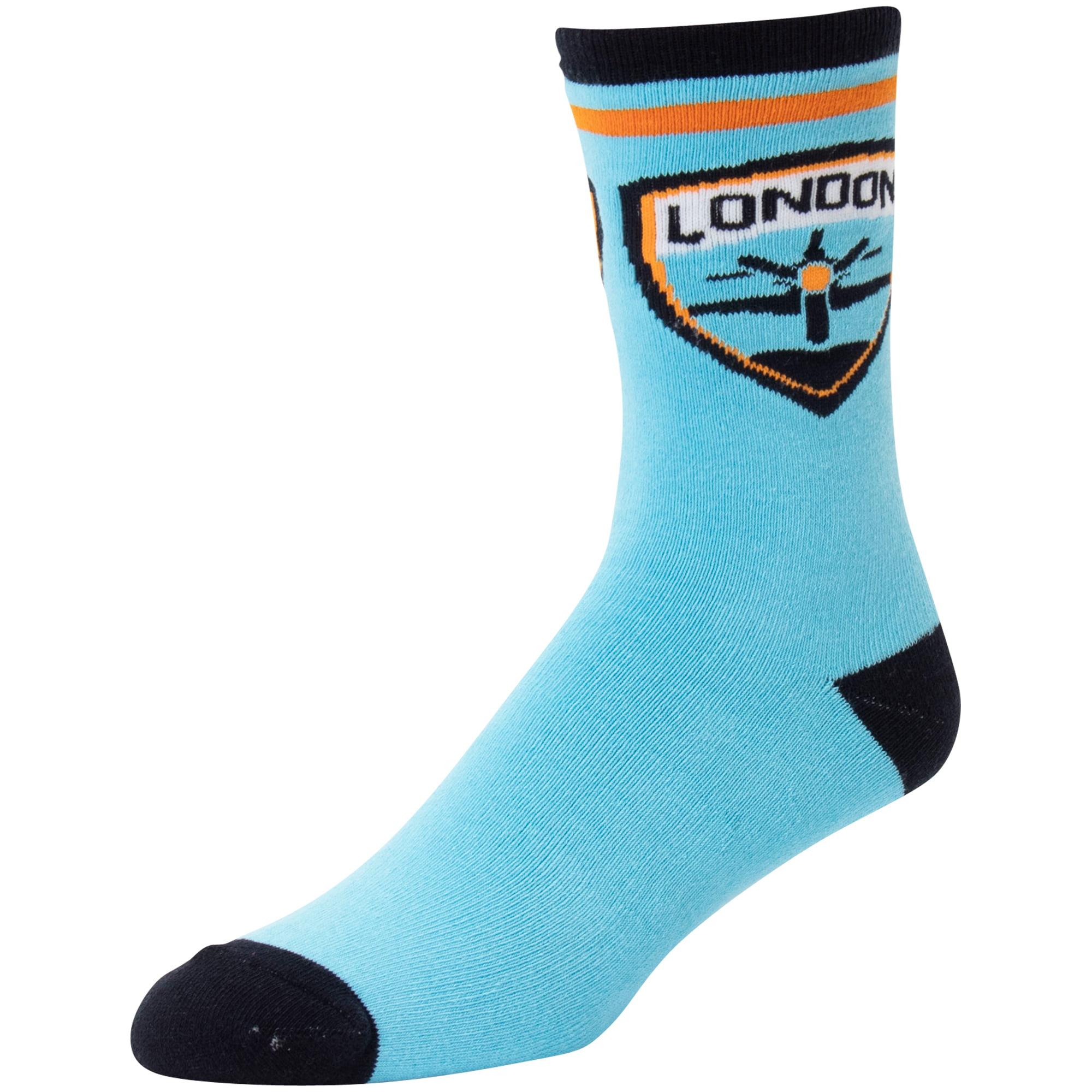 London Spitfire Overwatch League Team Logo Socks - OSFA