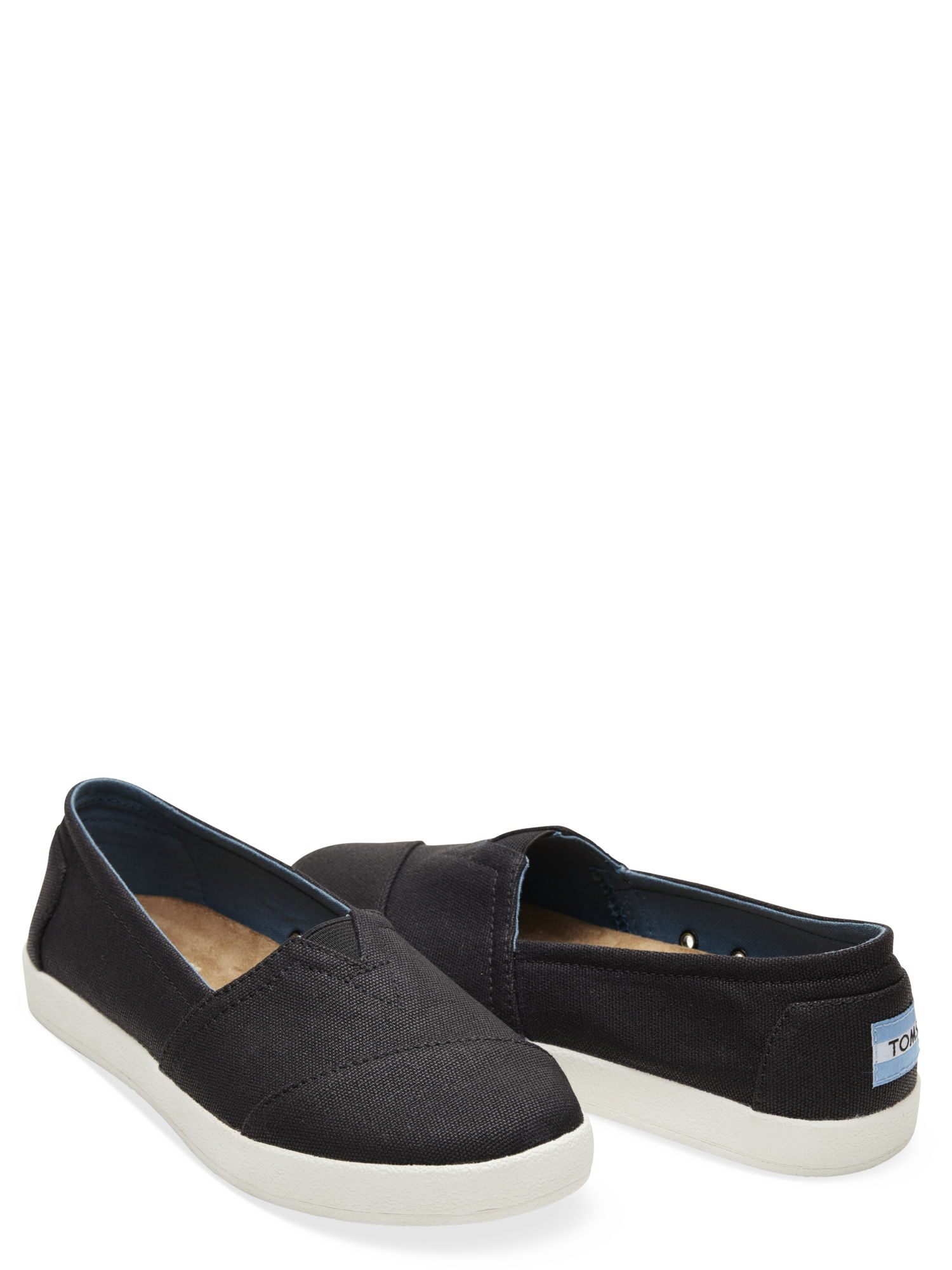 Coated Canvas Avalon Slip-On Shoes