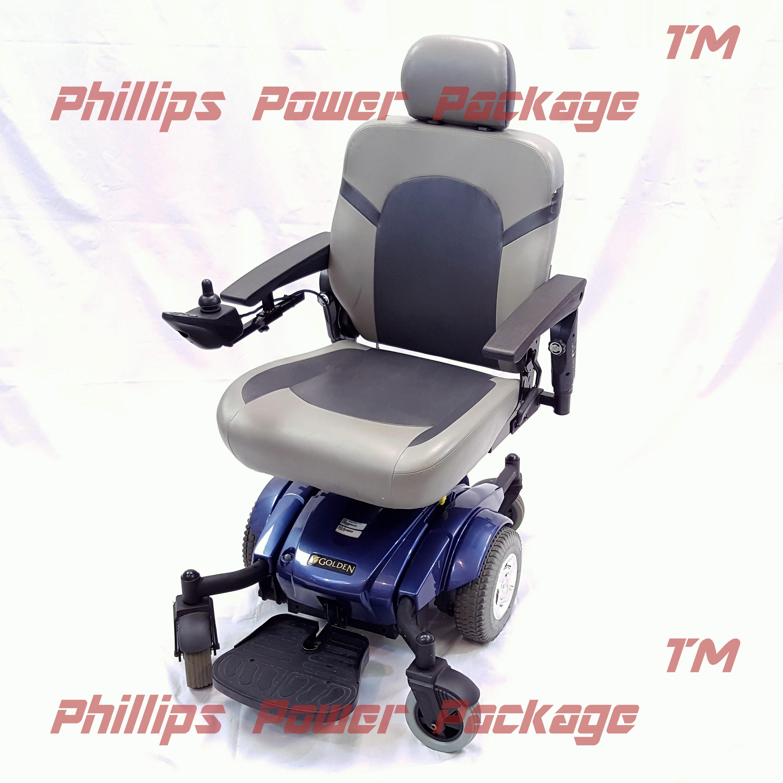 Golden Technologies Compass Sport - Mid-Wheel Drive Power...