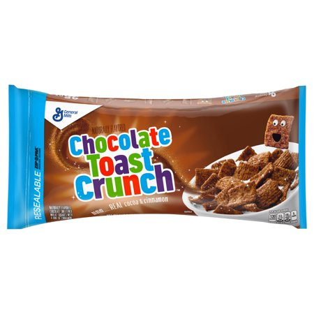 Chocolate Toast Crunch Breakfast Cereal, 35 oz