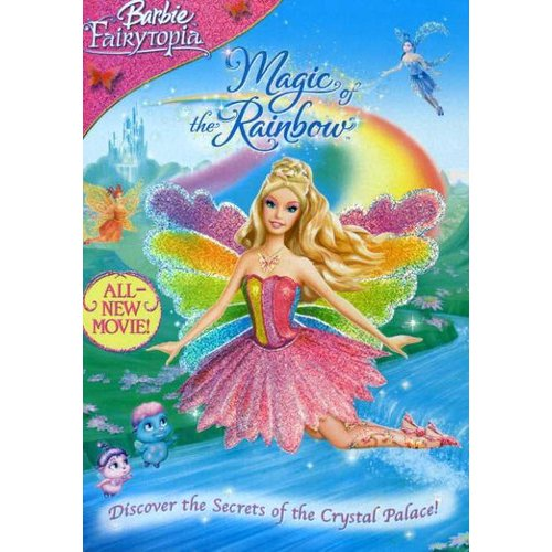Barbie - Magic of the Rainbow [DVD]