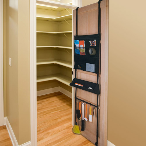 Right-At-Home Over-Door Organizer, 6 Compartments