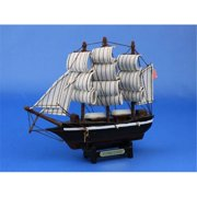 Handcrafted Model Ships Flying Cloud-7 Flying Cloud 7 in. Decorative Tall Model Ship