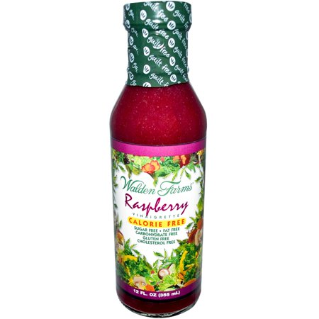 Farm Raspberry - Walden Farms, Raspberry Vinaigrette, 12 fl oz (pack of 1)