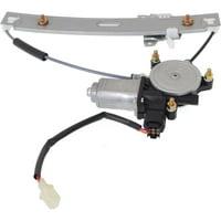 NEW POWER WINDOW REGULATOR W/ MOTOR REAR LH FITS 08-12 FORD ESCAPE 8L8Z7827001A
