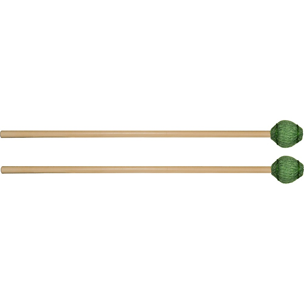 Vic Firth Corpsmaster Andrew Markworth Keyboard Mallets Hard Vibe Yarn by Vic Firth