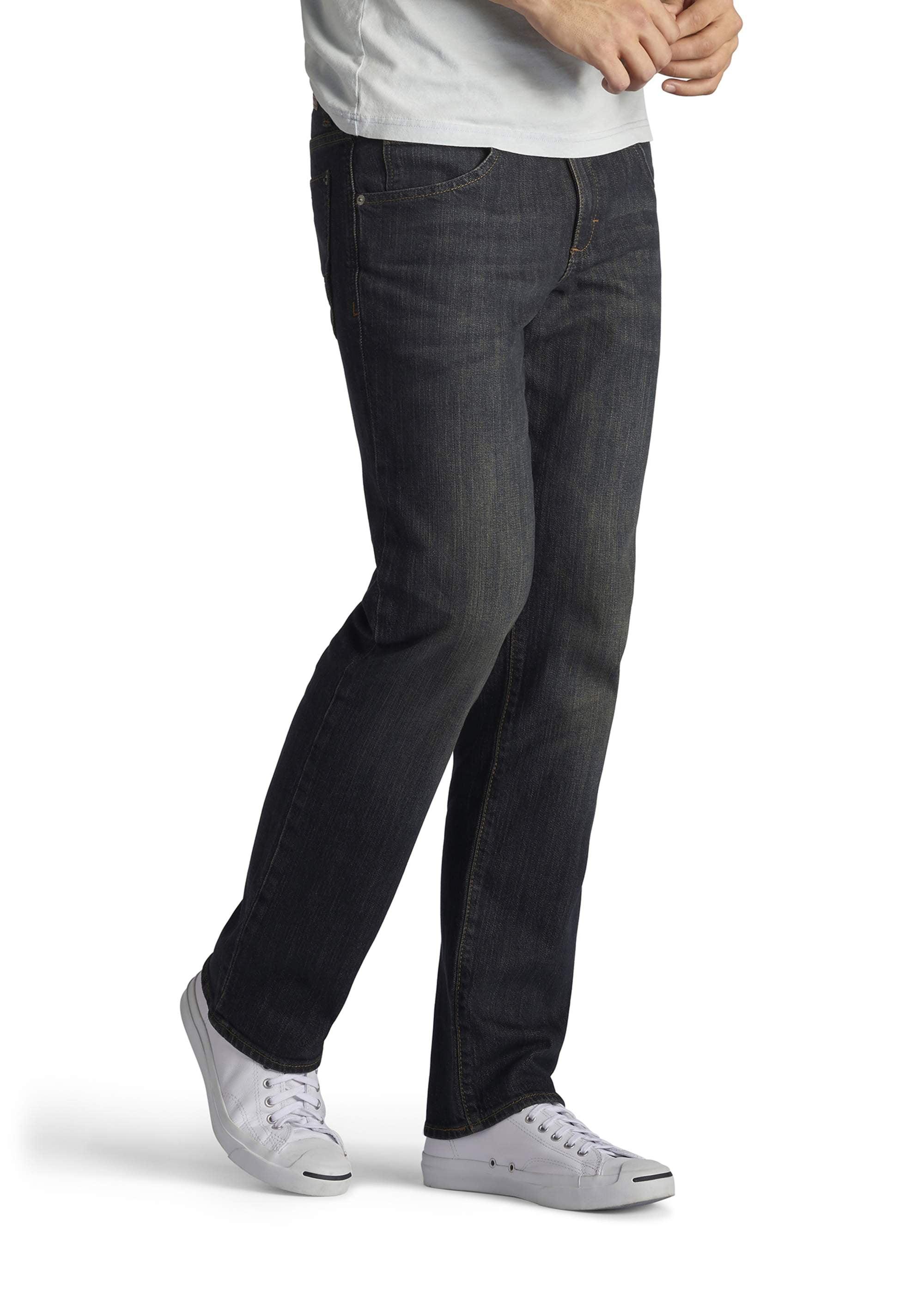 bd781635 Lee - Lee Men's Modern Series Straight Fit Jeans - Walmart.com