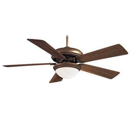 Minka-Aire F569-ORB, Supra, 52 Ceiling Fan with Light & Remote Control,  Oil-Rubbed Bronze