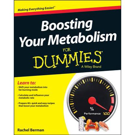 Boosting Your Metabolism For Dummies - eBook