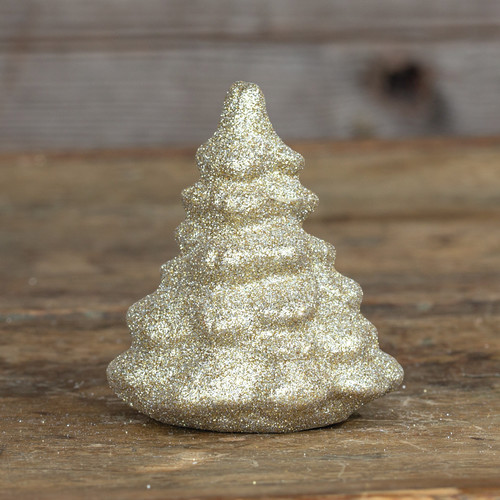 Ragon House Collection Champagne Glitter Tree