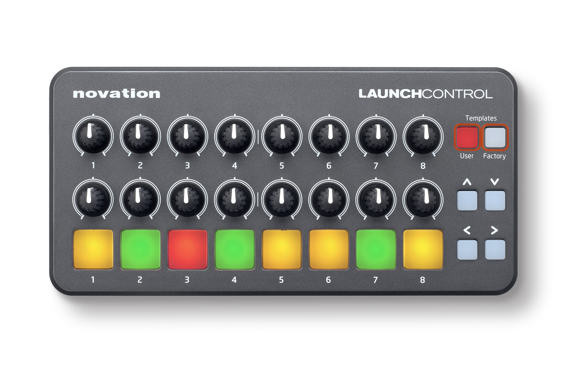 Novation LaunchControl USB Midi Control Surface by Novation