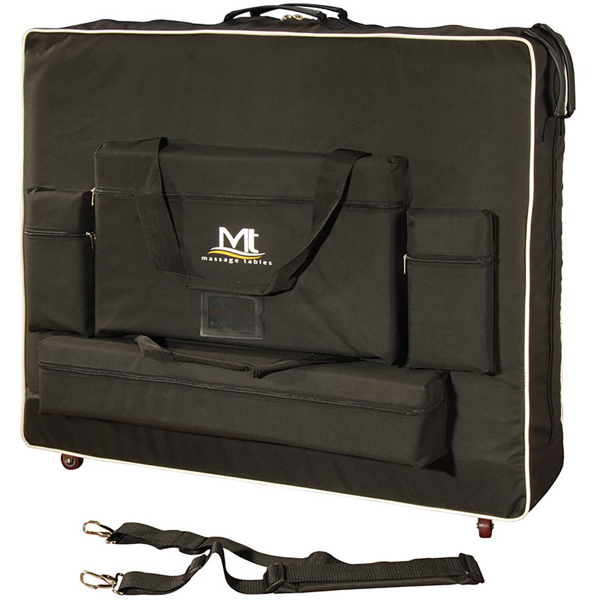 MT Massage Deluxe Case with Wheels