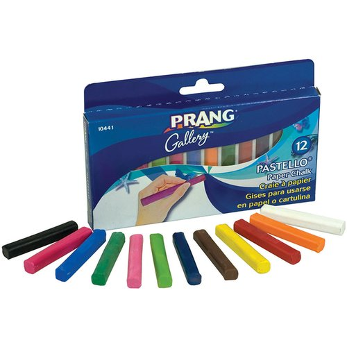 Dixon Pastello Chalk Pastel 12 Colors