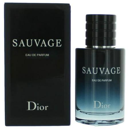 Christian Dior Sauvage Eau De Parfum Spray For Men, 2