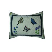 Butterfly Kisses Pillow Sham