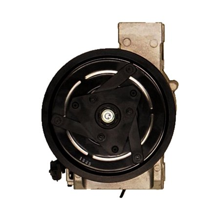 Valeo 10000658 A/C Compressor For Nissan Altima, With - Valve Clutch Disc