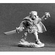Dark Heaven Bones: Ingrid, Female Gnome