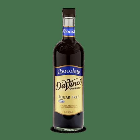Dripcut Syrup (DaVinci Gourmet Sugar Free Syrup, Chocolate, 750ml )