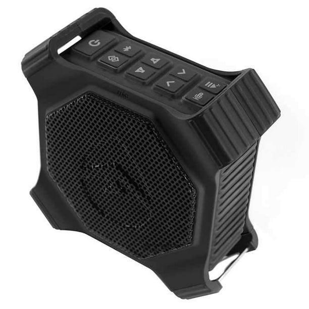 EcoEdge Waterproof Bluetooth Speaker by ECOXGEAR -Black