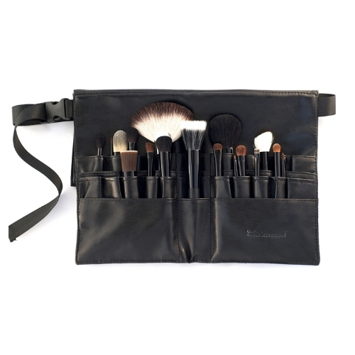 BH Cosmetics Pro Artist Brush Belt - Black