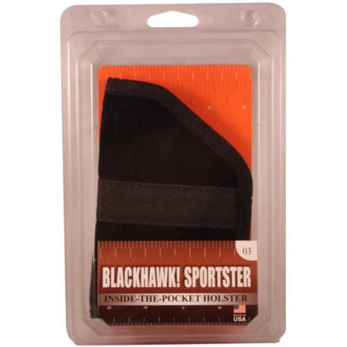 BLACKHAWK! Sportster  Inside-The-Pocket Holster - Ambidextrous