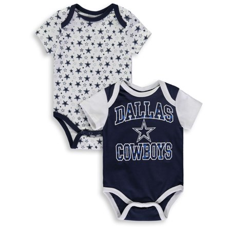 best website f3b4c 3ea27 Dallas Cowboys Newborn & Infant Toby Two-Piece Bodysuit Set ...
