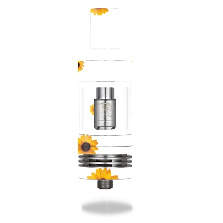 Skin For Sense Herakles Sub Ohm Tank – Sunflower Shower | MightySkins Protective, Durable, and Unique Vinyl Decal wrap cover | Easy To Apply, Remove, and Change Styles | Made in the USA