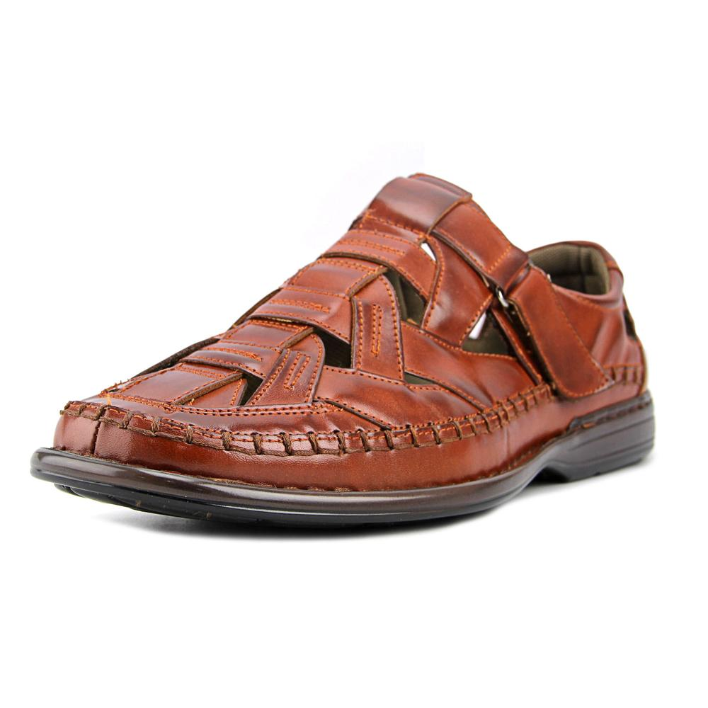 Stacy Adams Biscayne Men Round Toe Synthetic Fisherman Sandal by Stacy Adams