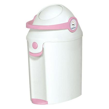 Diaper Champ Deluxe - Pink