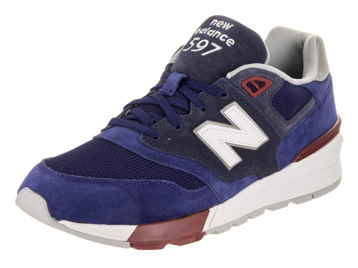 New Balance Men's 597 Classics Running Shoe by New Balance