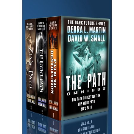 Two Light Path Fixture - THE PATH Omnibus (Books 1-3, Dark Future) - eBook