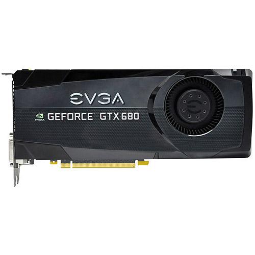 EVGA GeForce GTX 680 2GB DDR5 PCI Express 3.0 Graphics Card