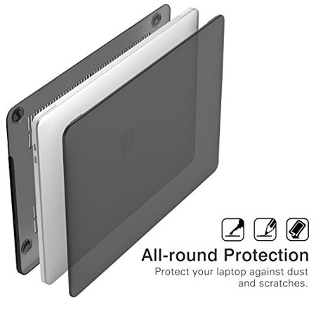 MoKo MacBook Pro 13 Case 2018/2017/2016 Released A1989/A1706/A1708, Hard Shell Case Slim PC Protective Cover for Newest - image 1 of 5