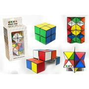 Rubik's Magic Star 2 Pack