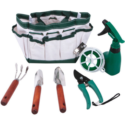 The Premium Connection Ruff and Ready 7 Piece Garden Set