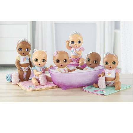 Baby Born Bathtub Surprise Pink Swaddle Fairy w/ 20+ Surprises