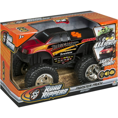 Road Rippers 10  Monster R C Truck  Bigfoot