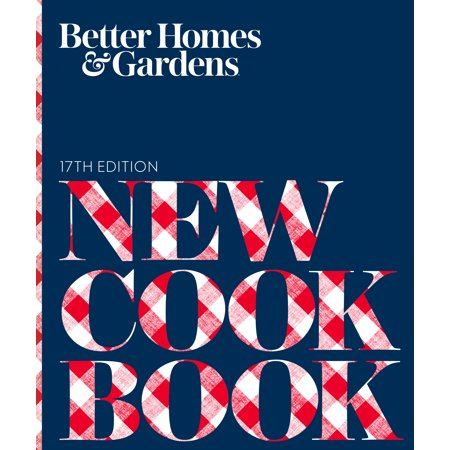 Better Homes And Gardens New Cook Book 17th Edition Walmartcom