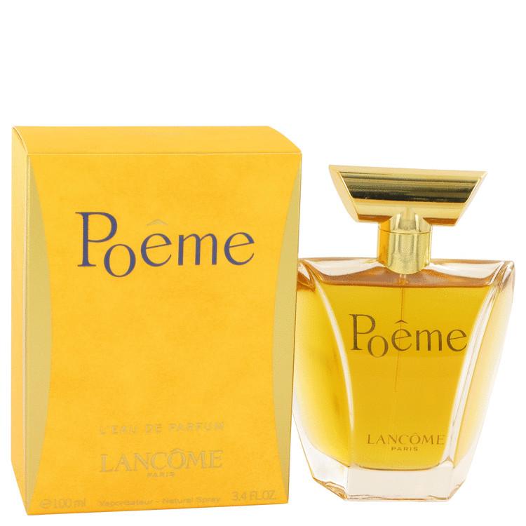 Poeme Perfume By Lancome 34 Oz Eau De Parfum Spray