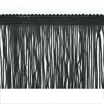 """Expo 2"""" Chainette Fringe Trim 5 Yd"""
