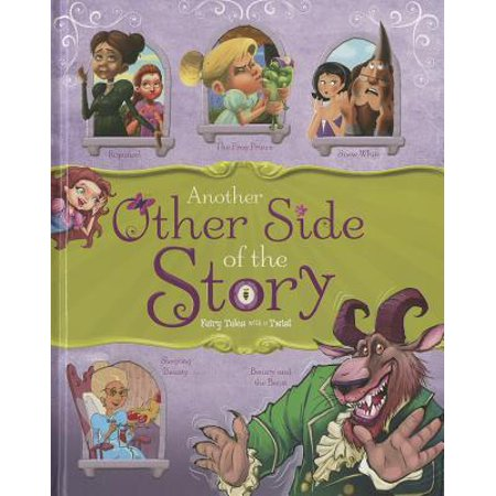 Fairy Tale Stories For Children (Another Other Side of the Story : Fairy Tales with a)