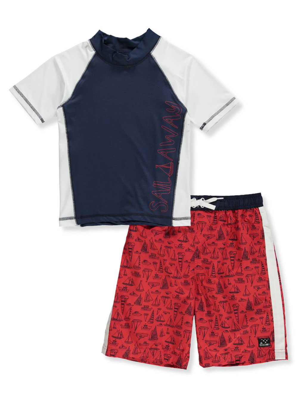 Big Chill Freestyle Boys' 2-Piece Swim Set