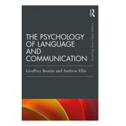 The Psychology of Language and Communication - eBook