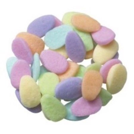 Easter Eggs Quins Edible Sprinkles - 2.6 oz - National Cake - Edible Easter Grass