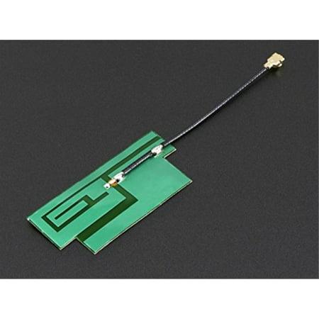 - adafruit slim sticker-type gsm/cellular quad-band antenna - 3dbi ufl [ada1991]