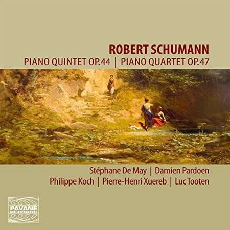 Schumann: Piano Quintet, Op. 44 & Piano Quartet, Op. (A Drop In The Ocean Piano Music)